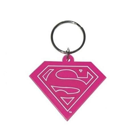 Pyramid International Superman Pink Anahtarlık Renkli